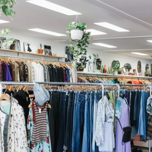 Breaking the myths about thrift shopping